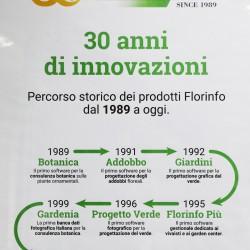 La storia di Florinfo nei suoi prodotti.