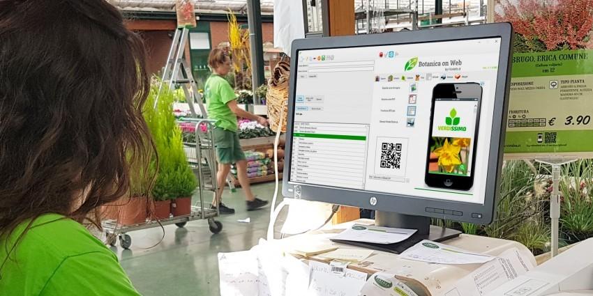 Viridea ha scelto Botanica on Web