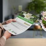 Consigli in pillole... Consegna le piante con la scheda botanica